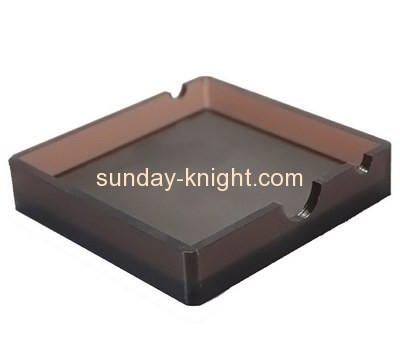 Bespoke acrylic square serving tray STK-040