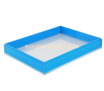 Bespoke acrylic cheese serving tray STK-064