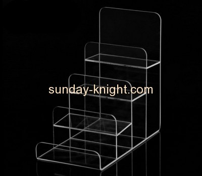 Bespoke 4 tiered clear acrylic sunglasses display SDK-042