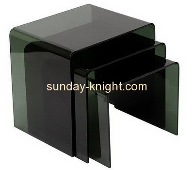 Bespoke acrylic cool coffee tables AFK-095