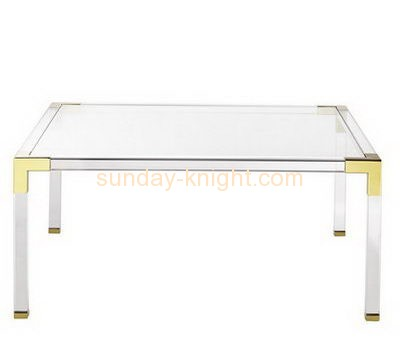 Bespoke acrylic living room furniture coffee tables AFK-114
