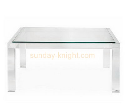 Bespoke acrylic coffee table for small living room AFK-141