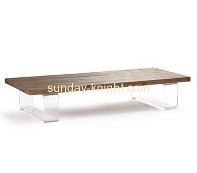 Bespoke acrylic small occasional table AFK-167