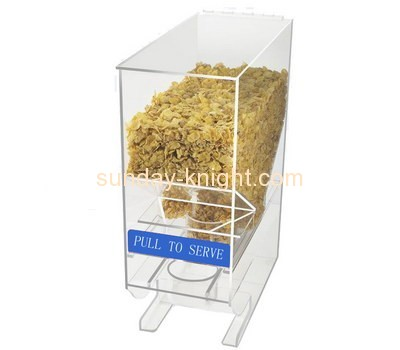 Bespoke acrylic food display cases FSK-113
