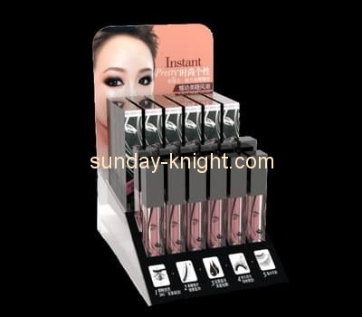 Customize retail acrylic mac makeup display MDK-139