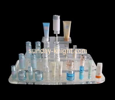 Customize plexiglass counter display stands MDK-148