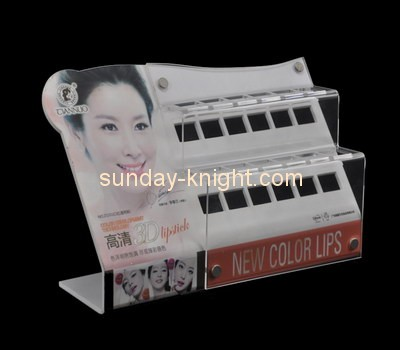 Customize retail perspex counter top display MDK-159
