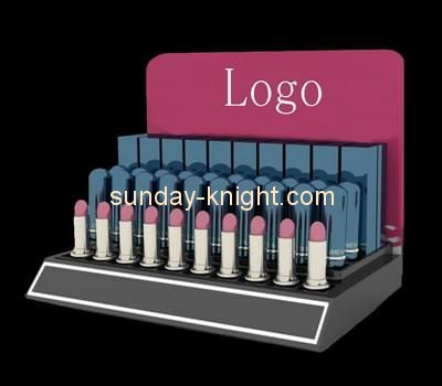 Customize retail lucite lipstick display stands MDK-176