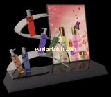 Customize retail lucite makeup display MDK-259