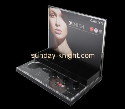 Customize retail perspex display stand MDK-216