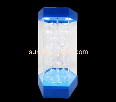 Customize acrylic collectors display cabinet MDK-240