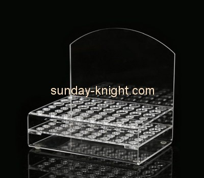 Customize clear cosmetic display stand MDK-253