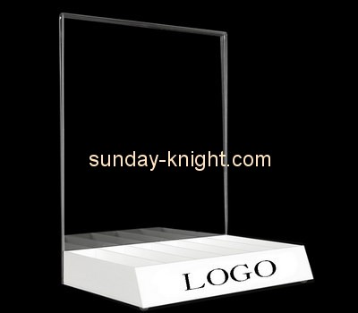 Customize lucite makeup retail display MDK-263