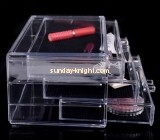 Customize clear cosmetic drawer organizer MDK-308
