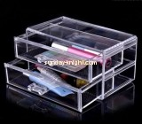 Customize acrylic cosmetic drawer organiser MDK-307