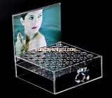 Customize clear acrylic makeup display MDK-319