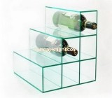 Customize acrylic wine bottle holder WDK-063