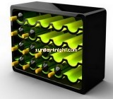 Customize acrylic wine holder WDK-061