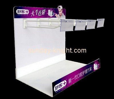 Customize shop lucite display stands MDK-299