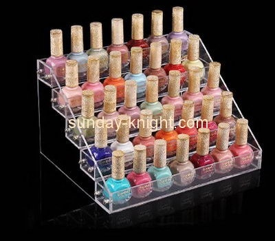 Customize acrylic nail polish holder organizer MDK-360