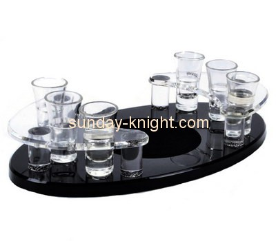 Customize acrylic glasses holder WDK-095