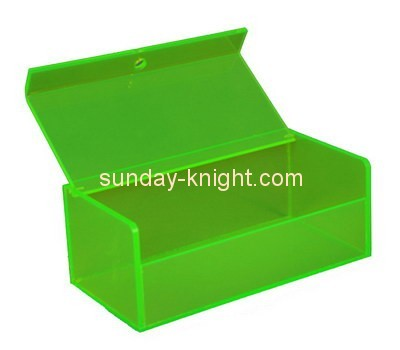 Customize acrylic box for a bottle DBK-674