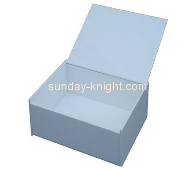 Customize lucite box with lid DBK-696