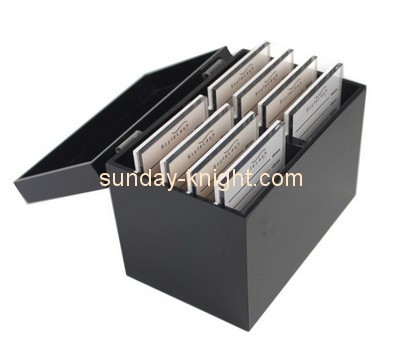 Customize acrylic lash storage case DBK-716