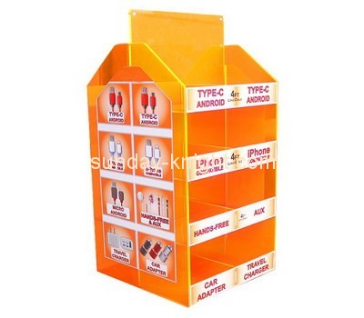 Customize acrylic storage cabinet DBK-727