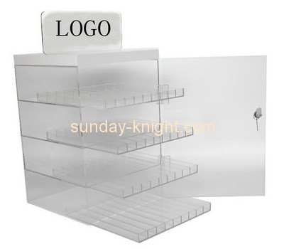 Customize acrylic storage cabinet with doors DBK-731