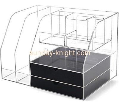 Customize acrylic box with drawers DBK-765