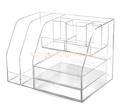 Customize acrylic compartment box DBK-764