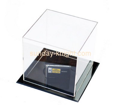 Customize lucite product display case DBK-785