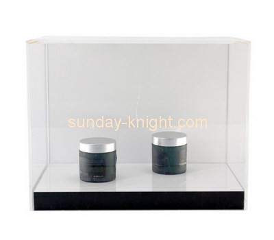 Customize acrylic store display case DBK-786