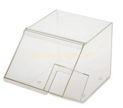 Customize acrylic candy display case DBK-832