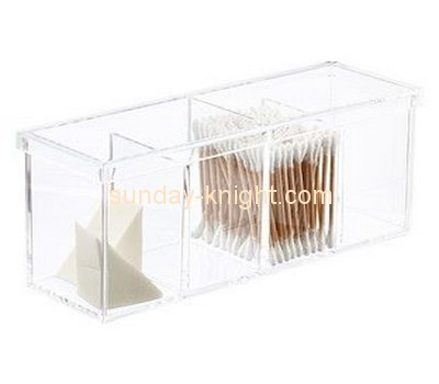 Customize clear acrylic box with lid DBK-836