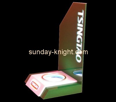 Customize acrylic product display stand ODK-332