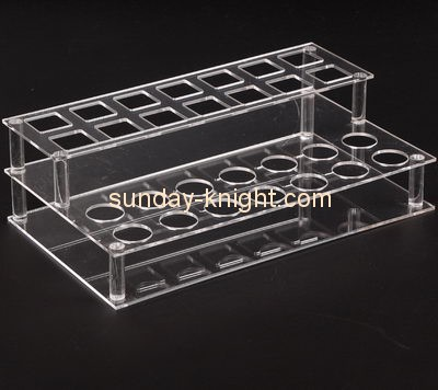 Customize acrylic tiered display ODK-356