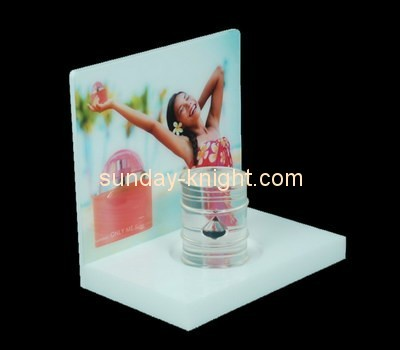 Customize plexiglass retail display stands ODK-373