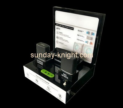 Customize lucite display units for retail stores ODK-384