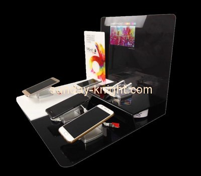 Customize acrylic cell phone retail display ODK-389