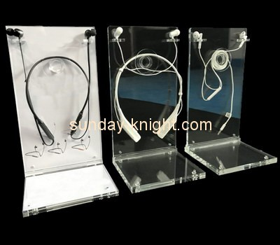 Customize acrylic headphone display stand ODK-428