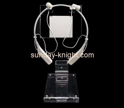 Customize acrylic cheap headphone stand ODK-429