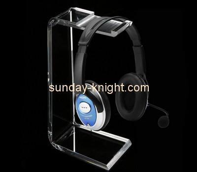 Customize lucite headphone display ODK-456