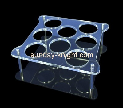Customize acrylic cup holder ODK-466
