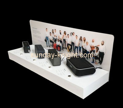 Customize acrylic retail shop display stands ODK-477