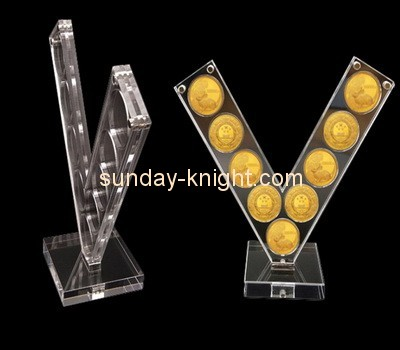 Customize lucite retail display racks ODK-480