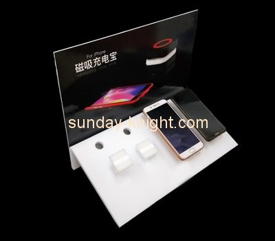 Customize acrylic mobile phone display stand ODK-487