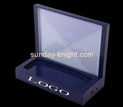 Customize lucite promotional display stand ODK-516