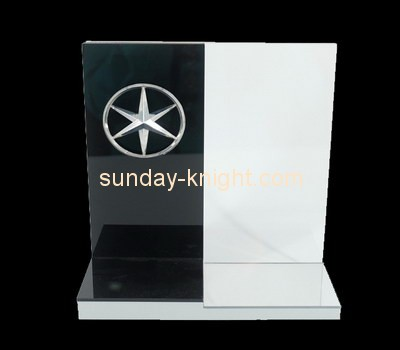 Customize acrylic display stand for small items ODK-520
